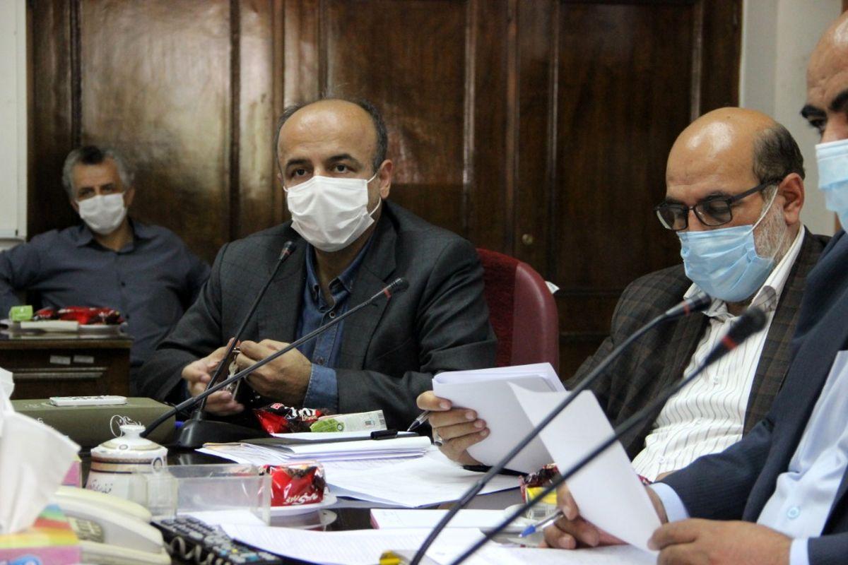 تکمیل طرح های نیمه تمام در اولویت کمیته برنامه ریزی شهرستان قزوین باشد