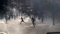 بمباران غزه توسط جنگنده های صهیونیستی/ 52شهید و 2هزار زخمی در جریان تظاهرات ضد صهیونیستی