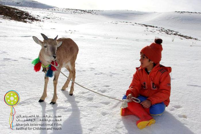 حضور «اسکی باز» در بخش رقابتی جشنواره کودک شارجه