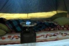 مرگ جوان 18 ساله در چادر مسافرتی/ ذغال آتش علت حادثه