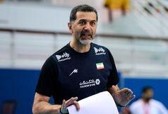 بازگشت عطایی به کادر فنی تیم والیبال جوانان