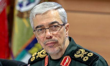 پیام رئیس ستاد کل نیروهای مسلح به سردار علی فضلی