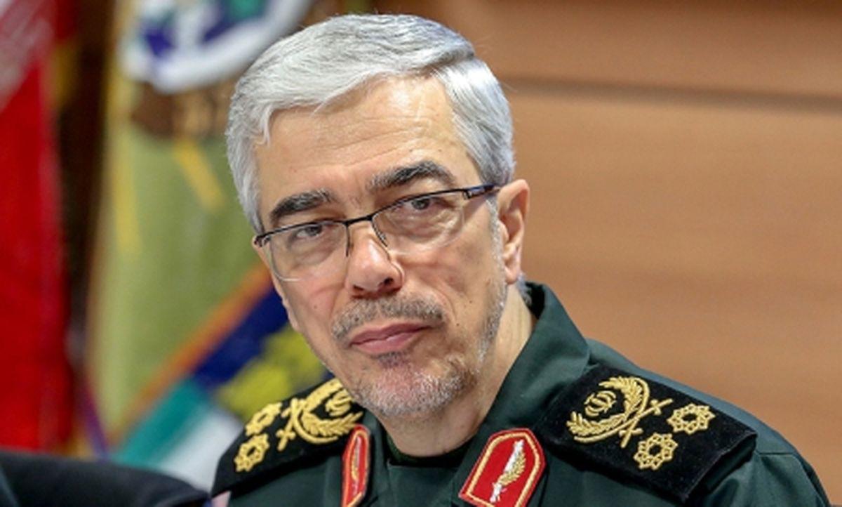 سرلشکر باقری انتصاب جانشین فرمانده نیروی هوایی ارتش را تبریک گفت