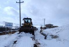 ۱۸۶راه روستایی در استان قزوین بازگشایی شد