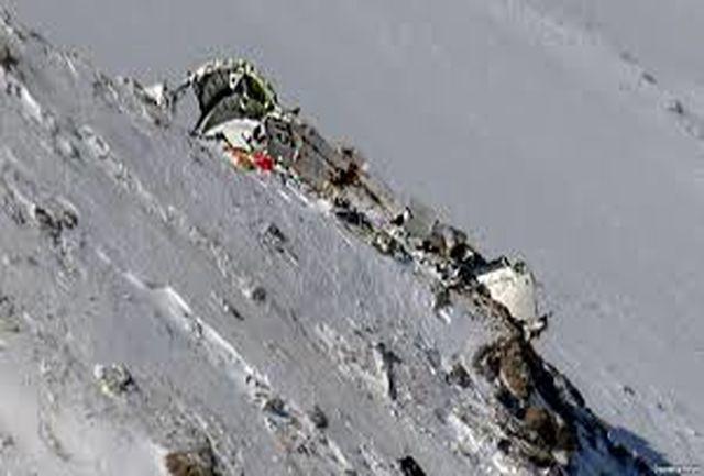 پیکر خلبان و کمک خلبان سانحه هوایی دنا در آخرین محموله ارسالی به پزشکی قانونی هم  نبود
