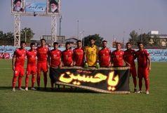 مصاف قرمز پوشان رشت و تهران در آزادی