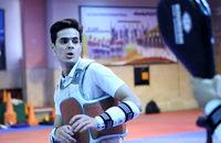 حسینی نتیجه را به قهرمان المپیک و جهان واگذار کرد