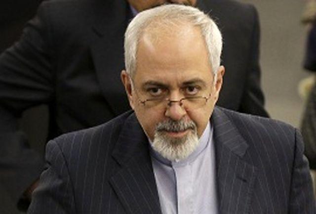 بازگشت ظریف به تهران تایید شد