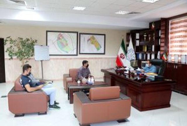 استمرار ملاقاتهای مردمی شهردار نصیرشهر با شهروندان