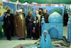 نمایشگاه بزرگ ربیع الانام در مسجد جمکران آغاز به کار کرد