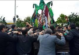 آداب و رسوم و مراسم محرم در مازندران