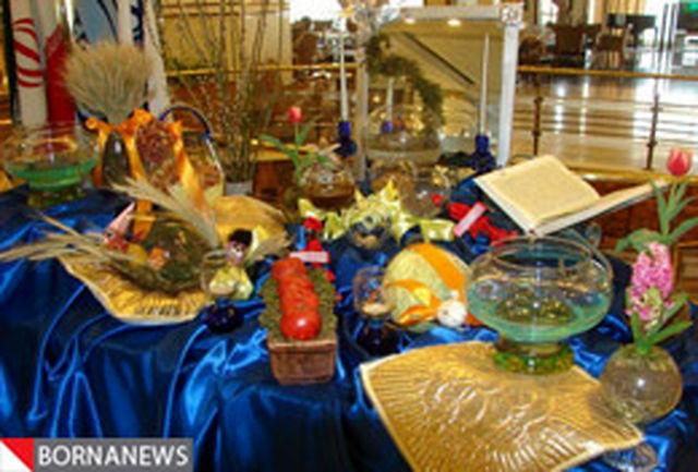 جشنواره هفت سین و سبزههای نوروزی برگزار میشود