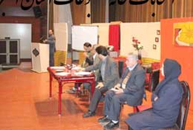 انتخاب اعضای جدید خانه مطبوعات البرز + اسامی
