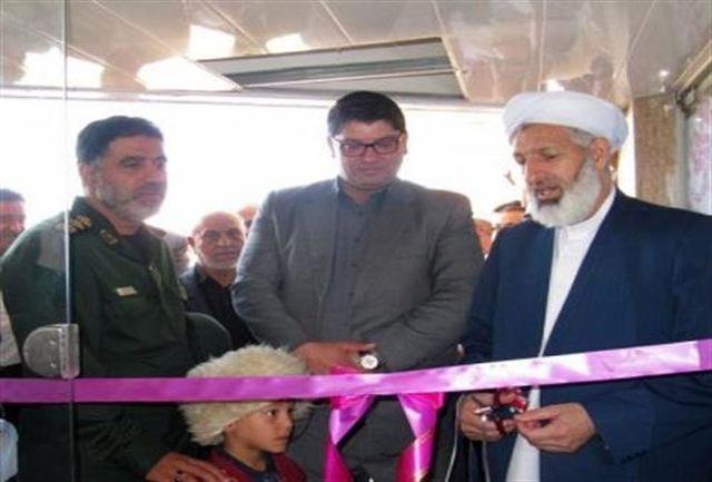 مرکز نیکوکاری تخصصی دانش آموزان اهل سنت آق قلا افتتاح شد