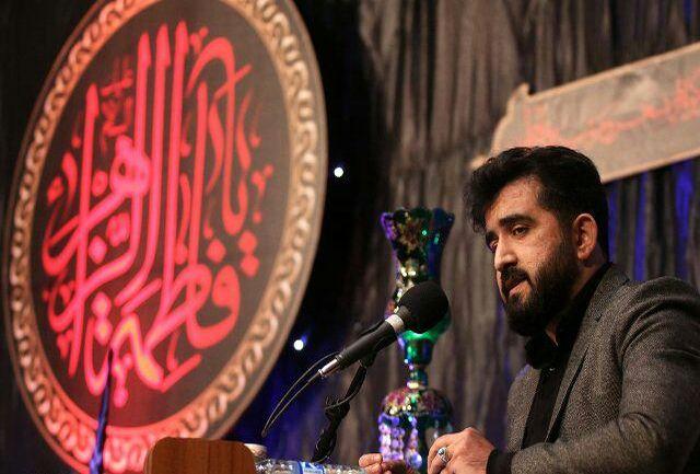 شاعران به سوگ صدیقه کبری(س) نشستند