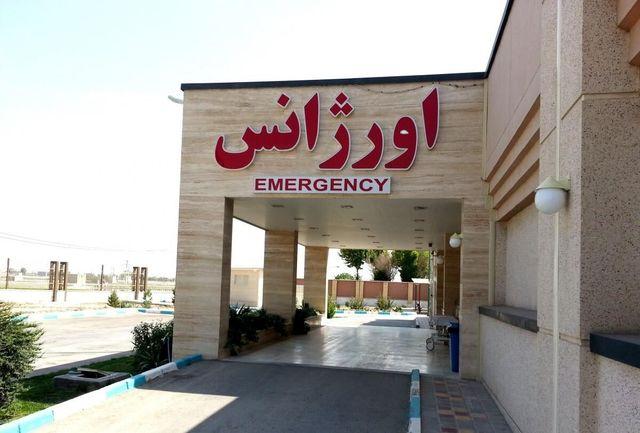 افتتاح اورژانس بیمارستان امام حسین(ع) ملایر تا پایان سال