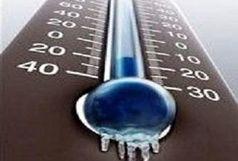 دمای هوا در 11 استان کشور تا فردا به زیر صفر درجه می رسد!