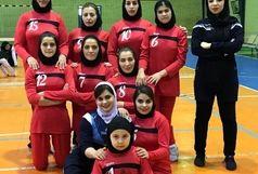 صعود تیم والیبال نشسته بانوان شهرداری ارومیه به رقابت های لیگ برتر
