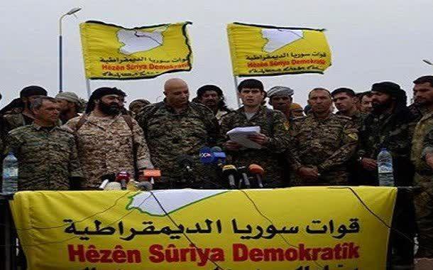 توافق بین احزاب و گروه های کرد در شمال سوریه