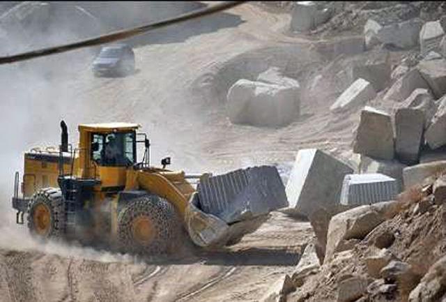 اجرای ۲ هزار و ۵۰۰ میلیارد تومان طرح فرآوری معدنی ملایر