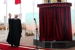 افتتاح رسمی فازهای ۱۳، ۲۲، ۲۳ و ۲۴ پارس جنوبی/ پیشتازی ایران در بهرهبرداری از میادین مشترک گازی جنوب برای اولین بار