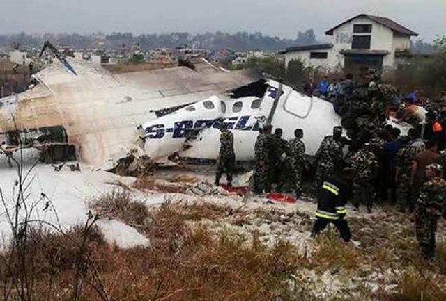 فاجعه سقوط هواپیمای نظامی/ آمار کشته و مصدومان اعلام شد