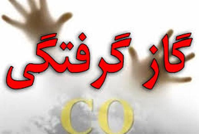 مسمومیت 130 نفر با گاز Co در حسینیه