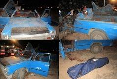 در رفتن چرخ تریلر، 4 کشته و مصدوم در بوئین زهرا بر جای گذاشت