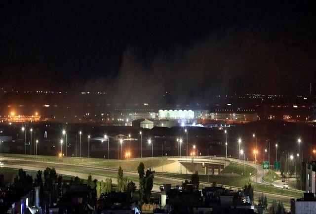 واکنش وزارت دفاع آمریکا درباره حمله موشکی به فرودگاه اربیل
