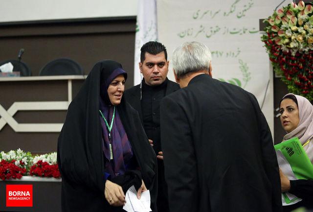 اعضای شورای مرکزی انجمن حمایت از حقوق بشر زنان مشخص شدند/ مولاوردی بالاترین رای را کسب کرد