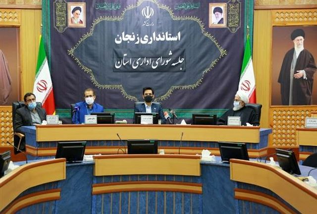 عدالت در ایجاد زیرساخت ها در استان زنجان برقرار نشده است