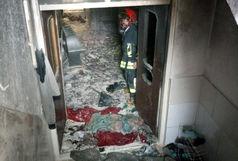 فوت دختر 2.5 ساله بر اثر آتشسوزی عمدی !