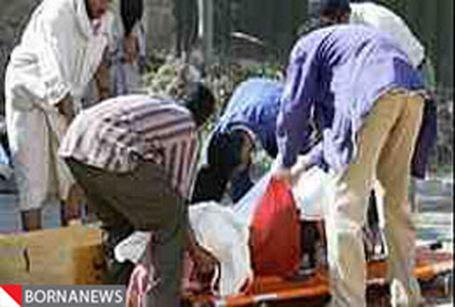 کشته شدن 50 تن از زائران ایرانی در بمب گذاری عراق