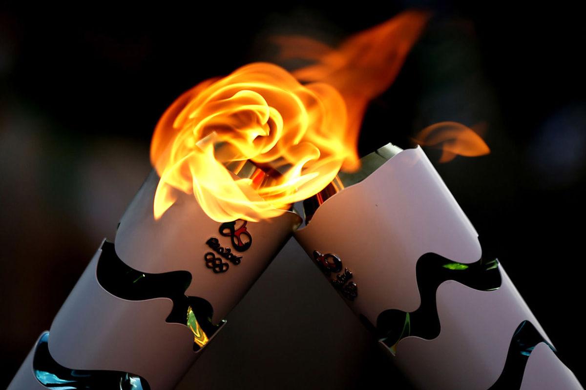 تعداد کروناییها در حمل مشعل المپیک به ۸ نفر رسید!