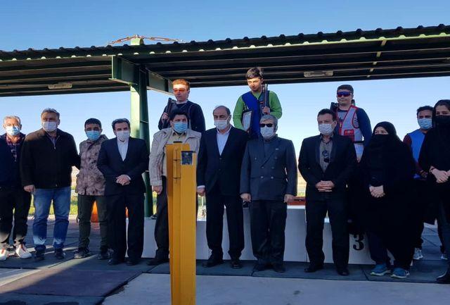 تیرانداز نوجوان لرستانی برسکوی سوم مسابقات جایزه بزرگ دراک شیراز