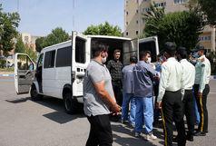 12 سارق در نهاوند دستگیر شدند