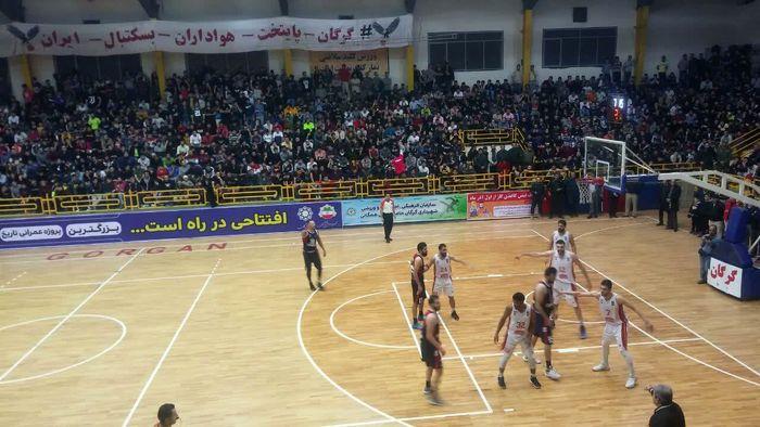 تیم بسکتبال دختران شهرداری در فکر تداوم صدرنشینی