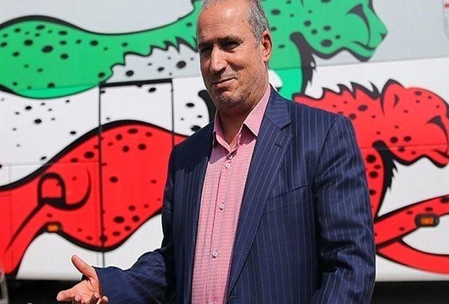 اظهارات رییس فدراسیون فوتبال در مورد مالیات در جهت حمایت از حقوق باشگاهها بوده است