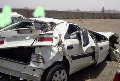 دو کشته و دو مصدوم حاصل واژگونی دو خودرو در کردستان