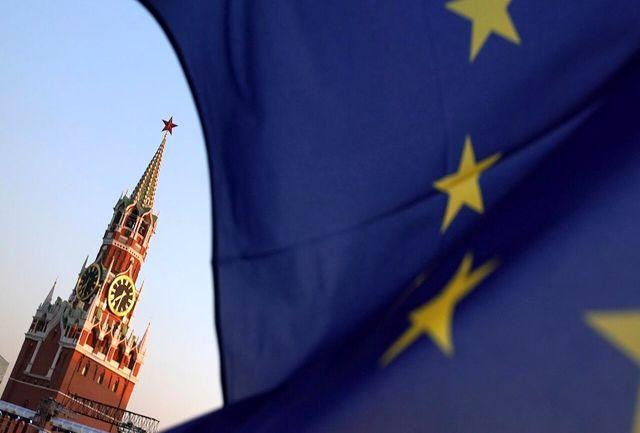 انتقاد شدید روسیه از اروپا
