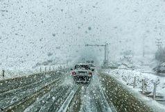 وضعیت آب و هوا در جادههای کشور تا 2 فروردین 1400