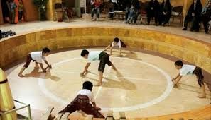 البرز میزبان مسابقات کشوری ورزش زورخانه ای شد