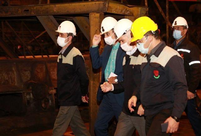 از صادرات محصولات ذوب آهن اصفهان حمایت کنیم