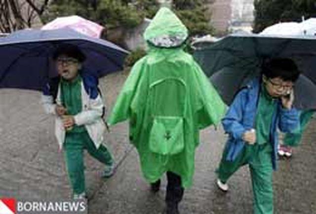 نگرانی کره جنوبی از باران های رادیو اکتیوی