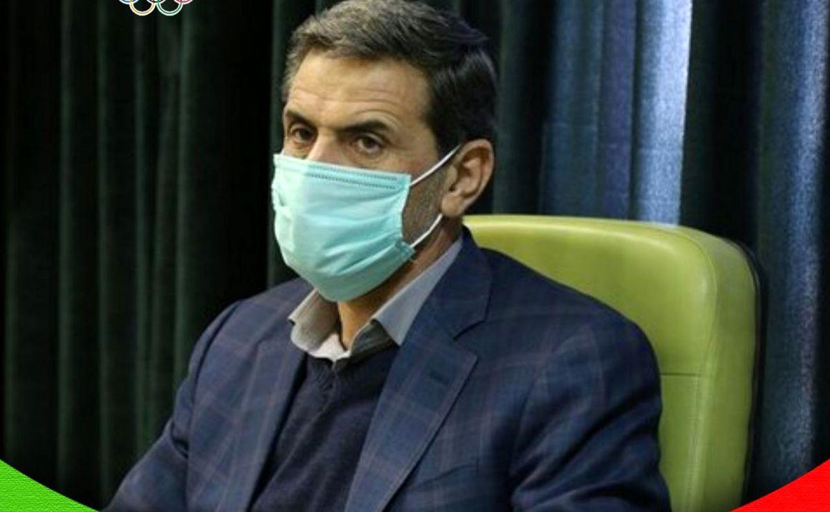 هشدار جدی رییس فدراسیون پزشکی ورزشی به المپیکیها/ امکان ابتلا به کرونا با وجود تزریق واکسن!