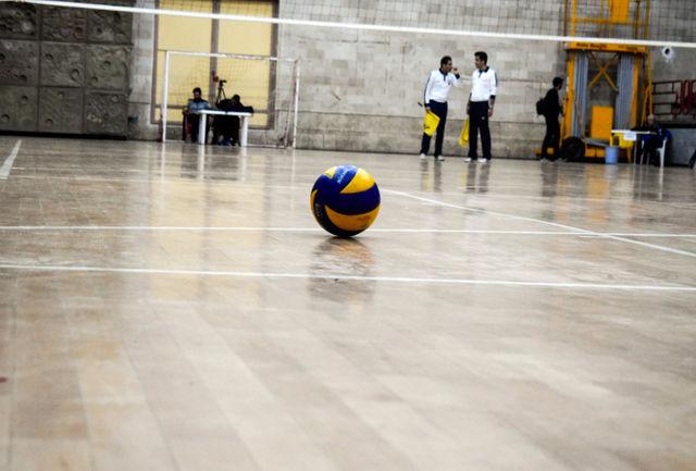 اردوی آمادهسازی تیم ملی والیبال دانشجویان در آکادمی ملی المپیک برگزار میشود