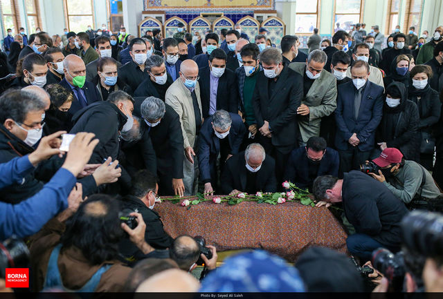 هنوز تصمیمی در خصوص زمان خاکسپاری پیکر مرحوم شجریان گرفته نشده