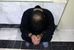 دستگیری سارق 20 ثانیه داخل خودرو با 11 فقره اعتراف به سرقت