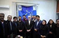 مدیر کل فرهنگ و ارشاد اسلامی تهران از حوزه انتخابیه استان مازندران ثبت نام کرد