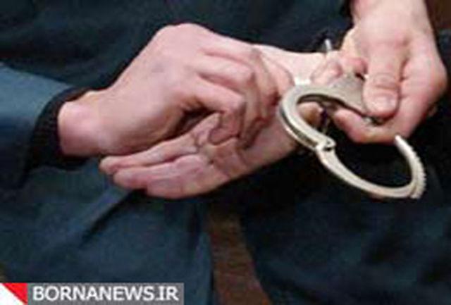 دستگیری سارقان سابقه دار در جنوب شرق پایتخت